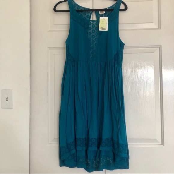 Anthropologie dress / never worn with tags